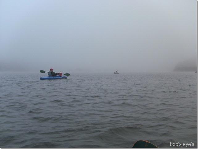 foggedin