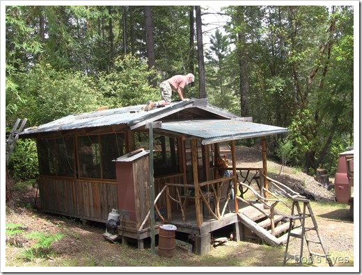 cabinroof