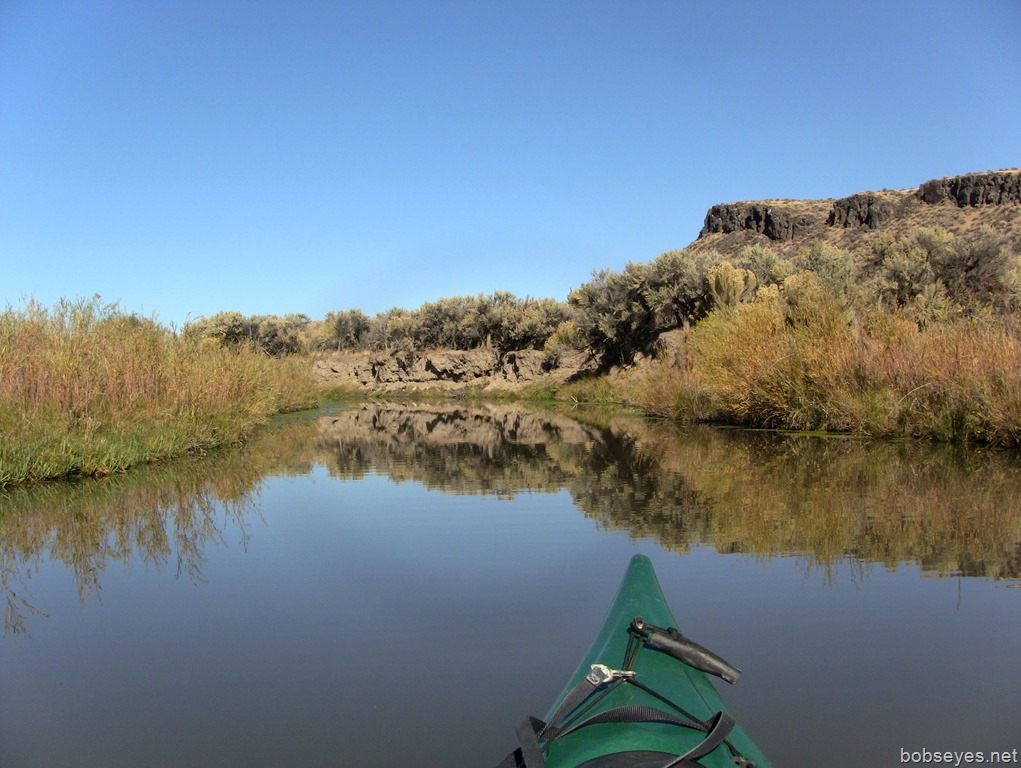 Resting Up and Doing Repairs at Willow Creek Reservoir | Bob's Eyes