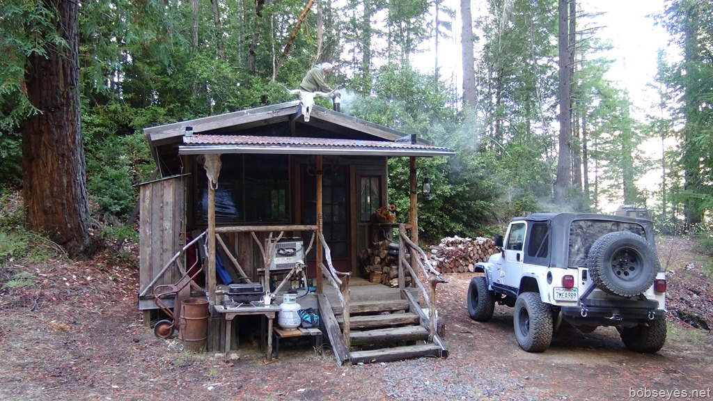 Repairing the boonville cabin s outhouse septic system for Cabin septic systems